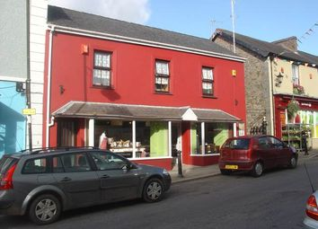 Thumbnail 1 bed flat to rent in High Street, Narberth, Pembrokeshire
