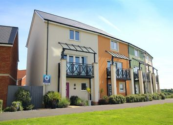 Thumbnail 3 bed town house for sale in Robin Place, Portishead, North Somerset