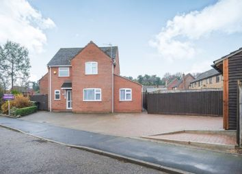 Thumbnail 5 bed detached house for sale in Adeane Meadow, Thetford