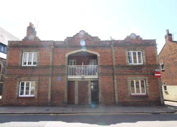 Thumbnail 2 bed flat to rent in Cowbridge, Hertford