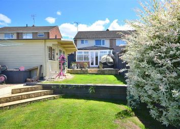 Thumbnail 3 bed semi-detached house for sale in Cedarwood Drive, Tuffley, Gloucester