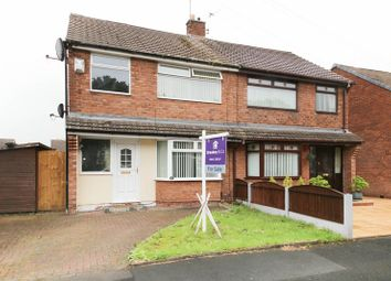 Thumbnail 3 bed semi-detached house for sale in Annesley Crescent, Winstanley, Wigan
