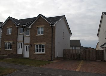 Thumbnail 3 bed semi-detached house to rent in Earl Matthew Avenue, Arbroath