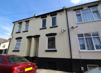 Thumbnail 2 bed terraced house for sale in First Avenue, Chatham