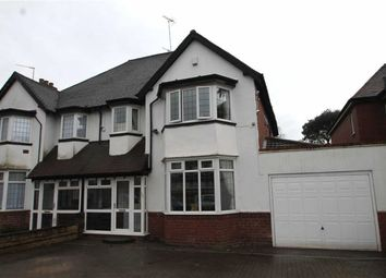 Thumbnail 4 bed property for sale in Court Oak Road, Harborne, Birmingham