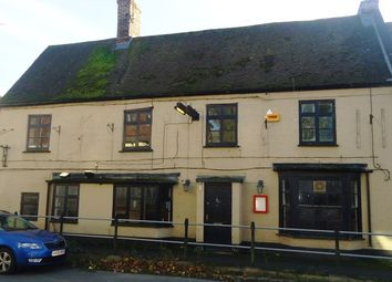 Thumbnail Commercial property for sale in The Crown, Main Street, Tingewick, Buckinghamshire