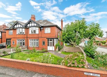 Thumbnail 4 bed semi-detached house for sale in York Drive, Grappenhall, Warrington, Cheshire