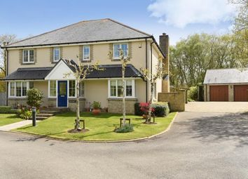 Thumbnail 5 bed detached house for sale in Lanhydrock, Bodmin, Cornwall