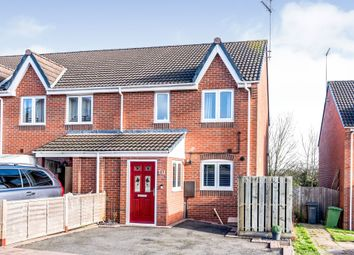 Thumbnail 3 bed terraced house for sale in The Lynch, Polesworth, Tamworth