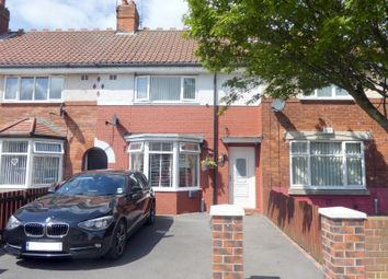 Thumbnail 2 bed terraced house to rent in 25th Avenue, Hull, East Riding Of Yorkshire