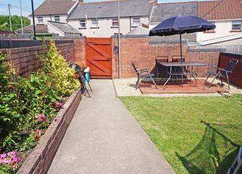 Thumbnail 1 bed terraced house for sale in Duffryn Street, Tir-Y-Berth