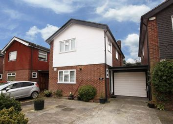 Thumbnail 3 bed link-detached house for sale in Lambourne Road, Chigwell
