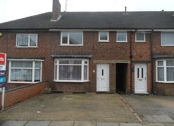 Thumbnail 3 bed terraced house to rent in Dorrington Road, Great Barr