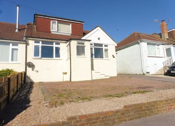 Thumbnail 3 bed bungalow for sale in Howard Road, Sompting, Lancing