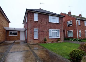 Thumbnail 4 bed detached house for sale in Gainsborough Road, Colchester