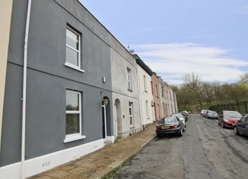 Thumbnail 4 bed terraced house for sale in Pym Street, Plymouth