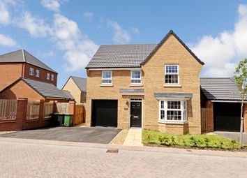 Thumbnail 4 bed detached house for sale in Cavendish Road, Wetherby
