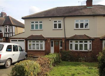 Thumbnail 4 bedroom semi-detached house for sale in Forest Edge, Buckhurst Hill, Essex