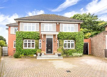 Thumbnail 4 bed detached house for sale in Heriots Close, Stanmore, Middlesex