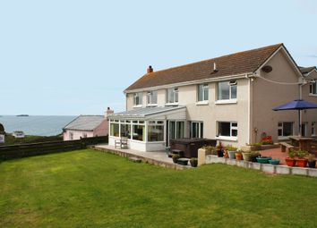 Thumbnail 6 bed detached house for sale in Settlands Hill, Little Haven, Haverfordwest