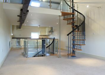 Thumbnail 2 bed flat for sale in River View Maltings, Grantham