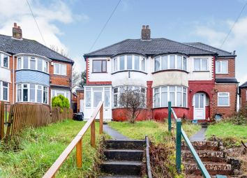 3 bed semi-detached house for sale in The Rise, Great Barr, Birmingham B42