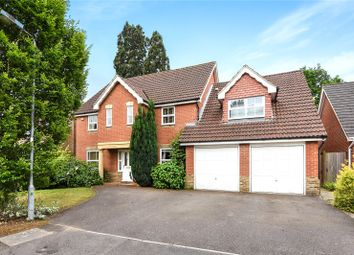 Thumbnail 5 bedroom detached house to rent in Roundshead Drive, Warfield, Bracknell, Berkshire