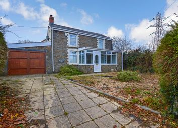 Thumbnail 4 bed cottage for sale in Gelligaer, Hengoed