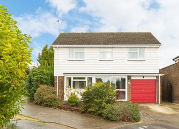 Thumbnail 4 bed detached house for sale in Warwick Close, Abingdon, Oxfordshire