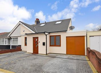 Thumbnail 4 bedroom bungalow for sale in Barton Road, Hornchurch, Essex