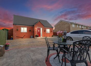 Thumbnail 2 bed detached bungalow for sale in Manor Gardens, Dinnington, Sheffield