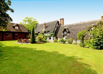 Thumbnail 8 bedroom detached house for sale in Holly Cottage, Southcott Village, Leighton Buzzard