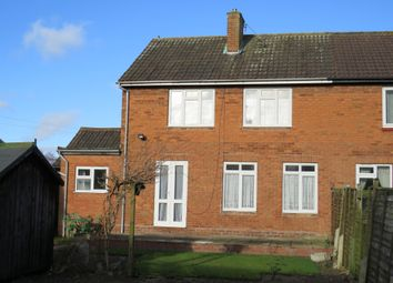 Thumbnail 3 bed semi-detached house for sale in Oakfield Road, Alrewas, Burton-On-Trent