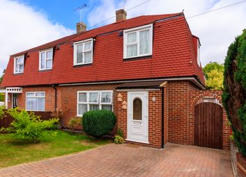Thumbnail 3 bed semi-detached house for sale in Trentham Drive, Orpington
