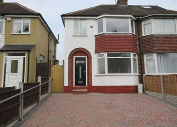 Thumbnail 3 bed property for sale in Edgemond Avenue, Erdington, Birmingham