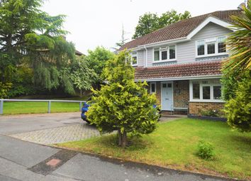Thumbnail 4 bed detached house for sale in Dunnock Close, Rowlands Castle