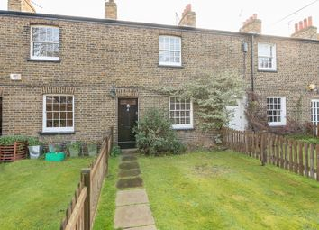 Thumbnail 2 bed terraced house to rent in Castelnau Row, London