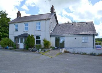 Thumbnail 5 bed property for sale in Synod Inn, Llandysul, Carmarthenshire