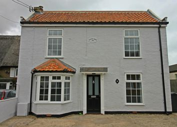 Thumbnail 3 bedroom detached house for sale in Beach Road, Caister-On-Sea, Great Yarmouth