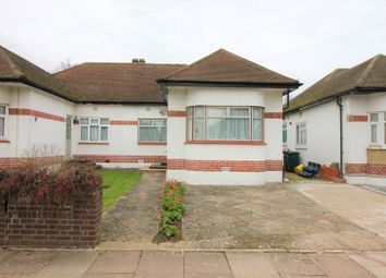 Thumbnail 2 bed semi-detached bungalow for sale in Fairmead Crescent, Edgware