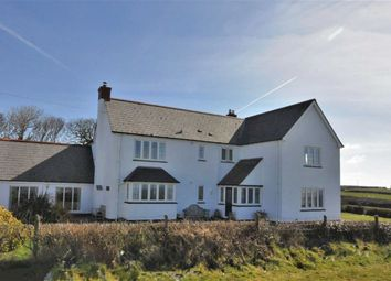 Thumbnail 6 bed detached house for sale in Hersham, Bude, Cornwall