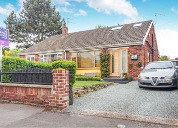 Thumbnail 3 bed bungalow for sale in Gibdyke, Doncaster