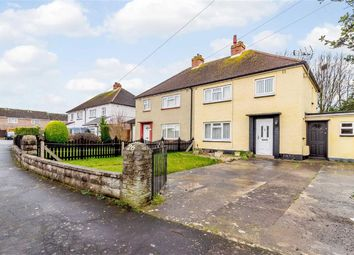 Thumbnail 3 bed semi-detached house for sale in Cromwell Road, Chepstow, Monmouthshire