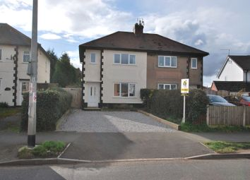 Thumbnail 2 bed semi-detached house for sale in Lichfield Road, Handsacre, Rugeley