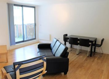 Thumbnail 1 bed flat to rent in Crown Street, Crown Street Buildings, Leeds
