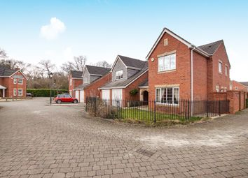 Thumbnail 5 bed detached house for sale in Lutyens Close, Stapleton, Bristol