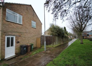 Thumbnail 3 bed end terrace house to rent in Keymer Close, Luton