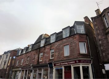 Thumbnail 1 bed flat for sale in East High Street, Crieff