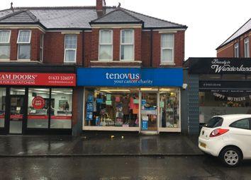Thumbnail Retail premises to let in Caerleon Road, Newport