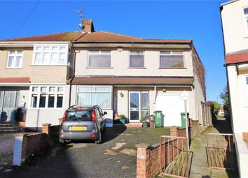 Thumbnail 5 bed semi-detached house for sale in Edwin Close, Bexleyheath